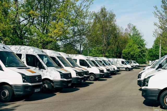 Alquiler de furgoneta: kilometraje coche de alquiler