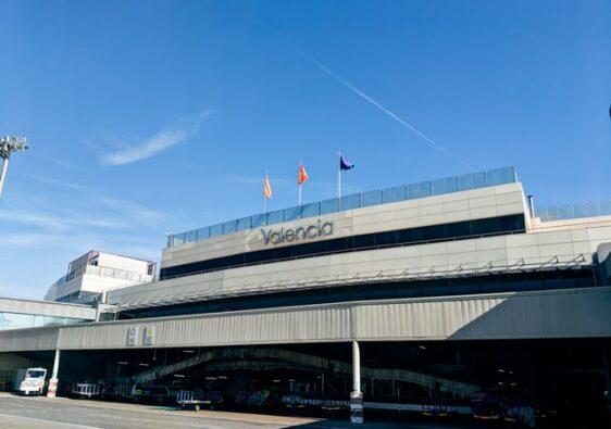 aeropuerto de valencia manises