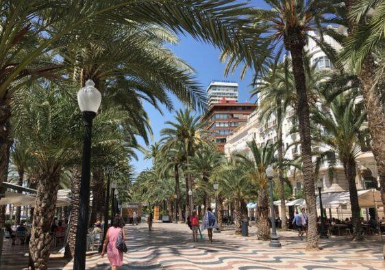 actividades al aire libre en Alicante