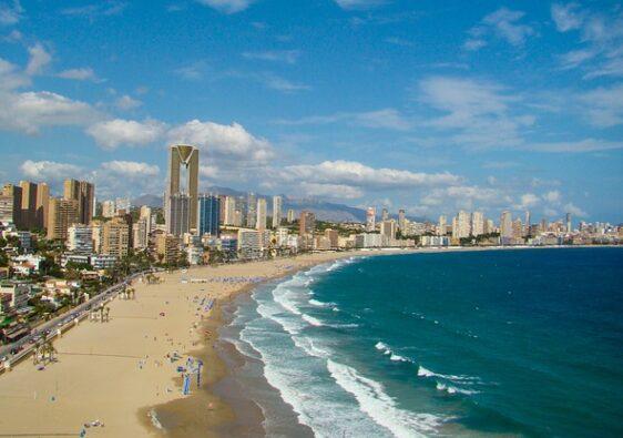 Benidorm Destino Turístico Inteligente España 2021