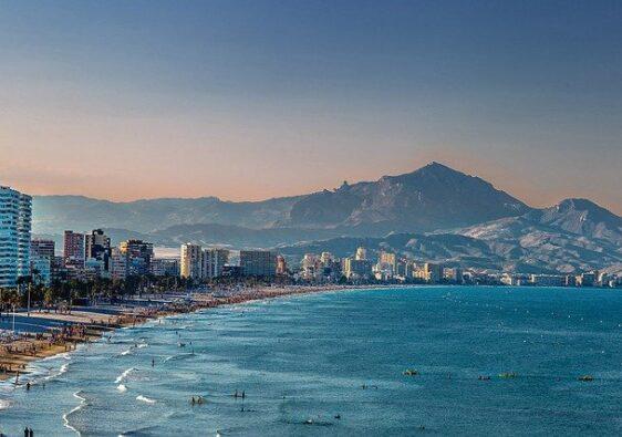 costa mediterranea - alicante