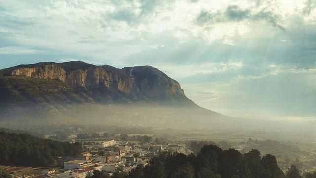 Excursiones en Alicante: Montgó
