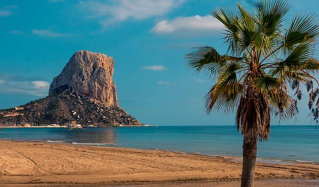 playas de alicante - calpe