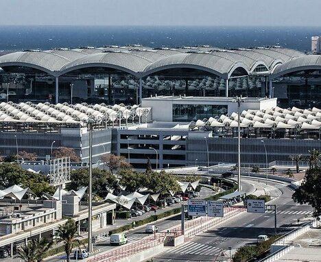Aeropuerto de Asturias: +40 mil pasajeros en este mes