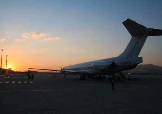 aeropuerto de granada-jaen recuperacion vuelos agosto 2021