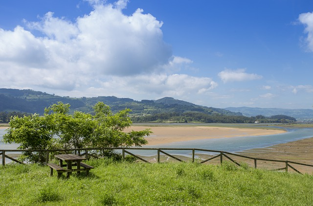 asturias - playas para toda la familia - villaviciosa