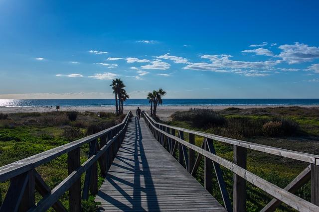 playas de españa - tarifa cadiz