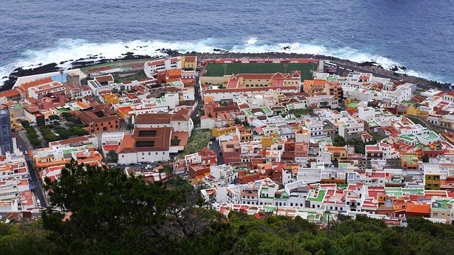 pueblos costeros de espala - garachico tenerife